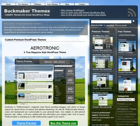 buckmaker-theme