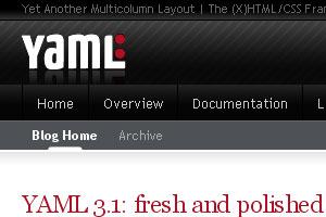 YAML Version 3.1